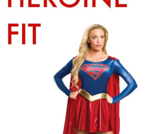 Get Superheroine Fit