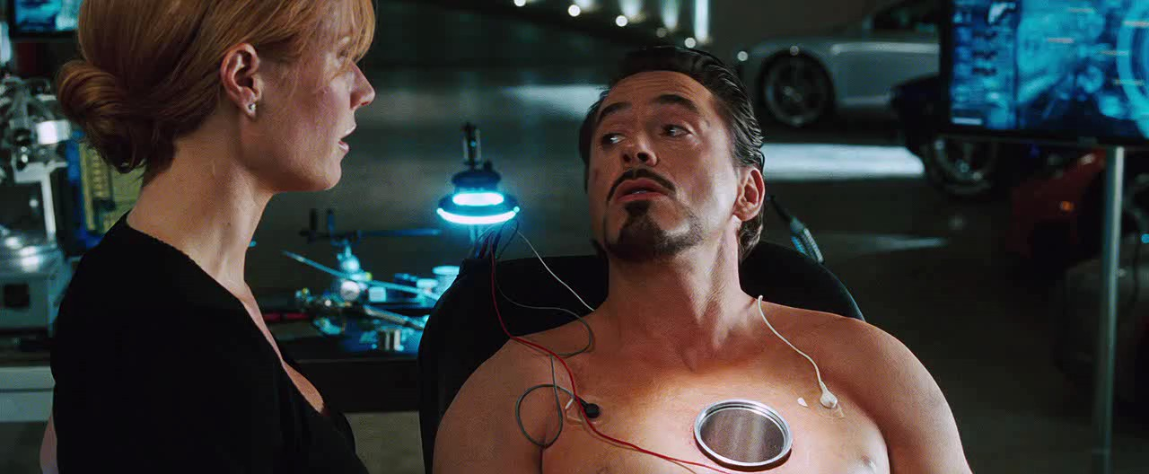Image result for Iron Man 2008