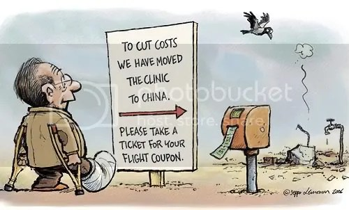 Healthcare Cartoon