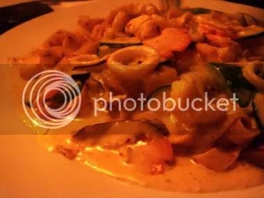 geri's seafood carbonara