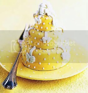 saint simons wedding cake