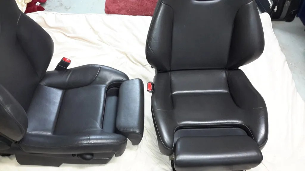For Sale 1999 02 SaleenRecaro Leather Seating From S351