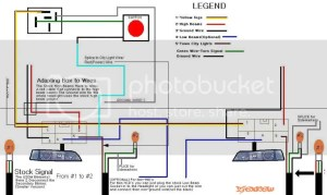jdm integra type r hid headlights wiring  HondaTech  Honda Forum Discussion