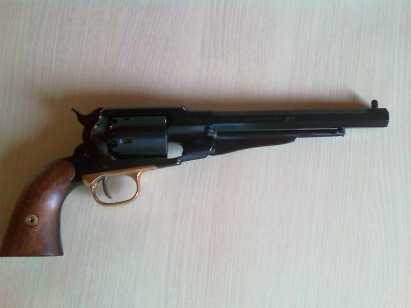 1858 remington conversion pale rider