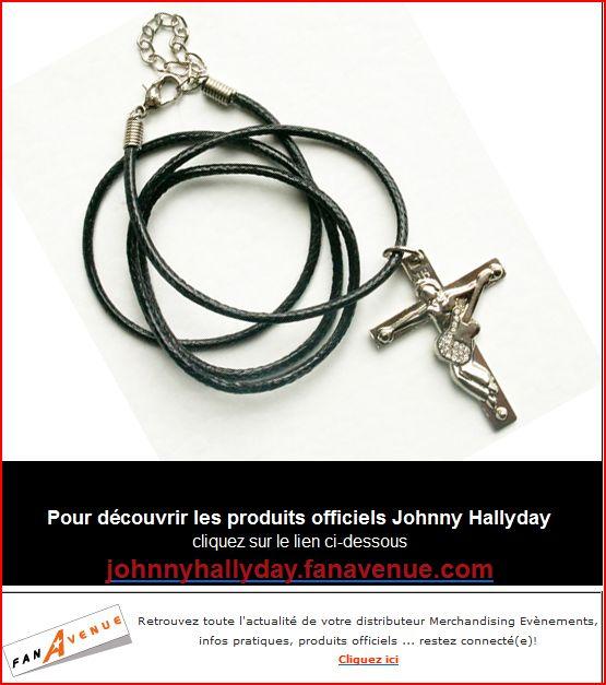 Pendentif Croix De Johnny Bijoux La Mode