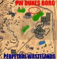 PW Borg Dunes Map, link to larger version.