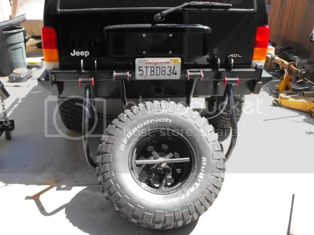 XJ Rear Swing Out Your Opinions On This Idea Pics