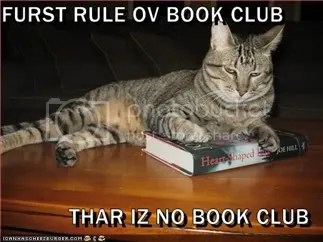 LOLcat book club