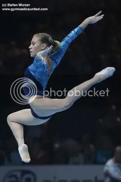 Ksenia Afanasyeva (Russia)