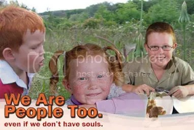 Satan,Gingers,Evil,Redheads