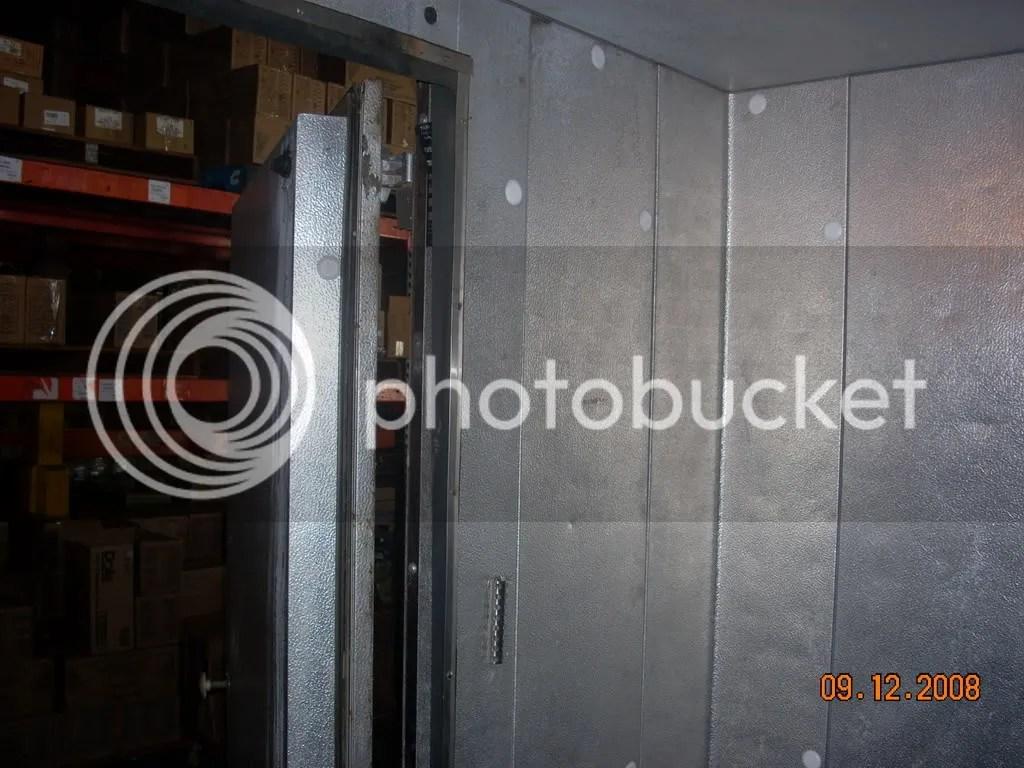 marine freezer box