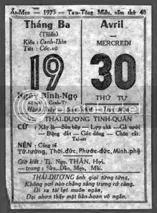 Image result for Bộ Tư Lệnh QĐ.IV vắng lặng trong ngày 30/4/1975...