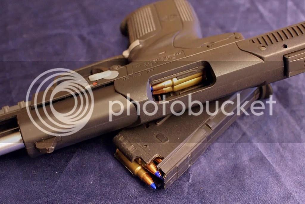 Five seven las mata polic as macboy platz 39 s for Pistola para lacar muebles precio