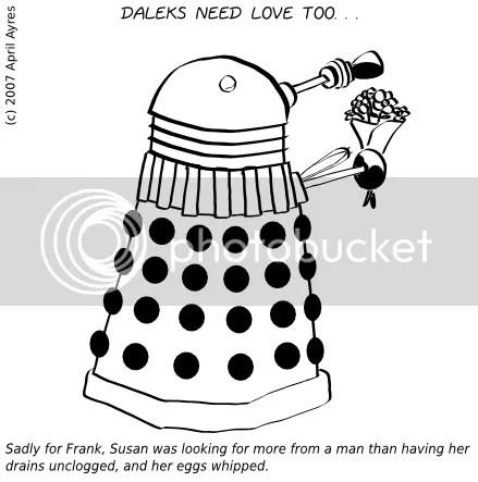 Dalek Romance