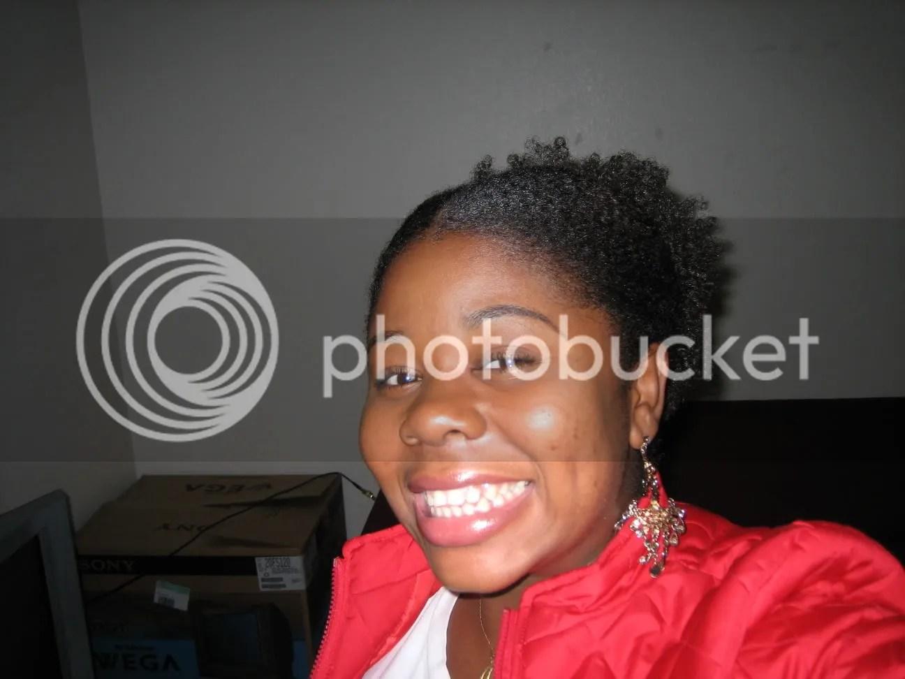 nappy nigerian hair