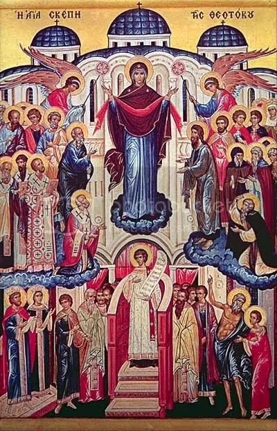 Protection of the Theotokos at Blanchernae