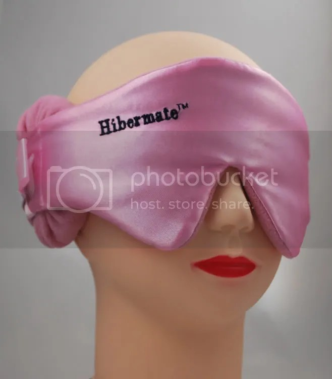Hibermate Sleep Mask - Pink