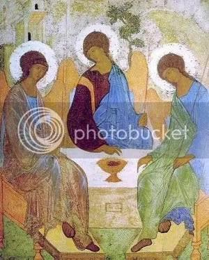 Rublev - The Trinity