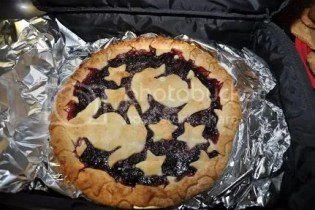 'TIE' pie!