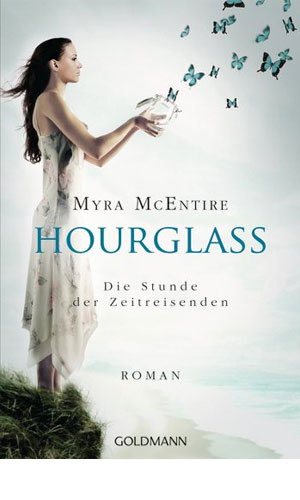 Hourglass (c) GoldmannVerlag