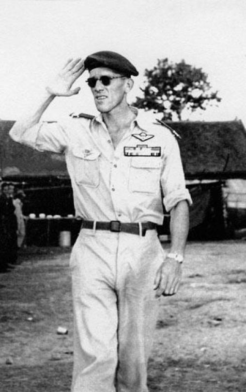 Полковник Саси