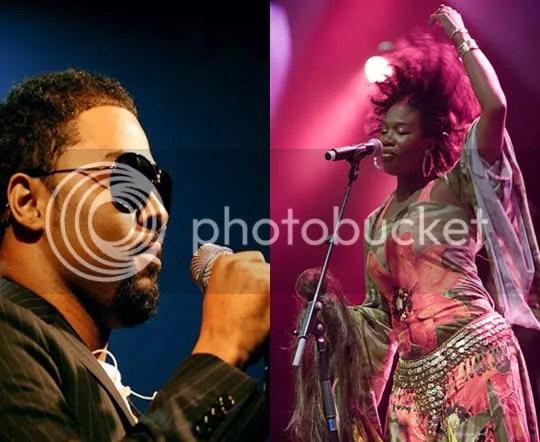 Musiq Soulchild and India Arie