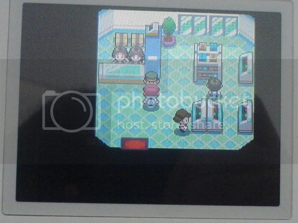 Talk to this green deleviry guy in any PokeMart store and hell give you the Secret Key!