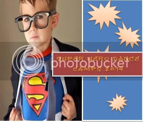Super Hero Dance Camps
