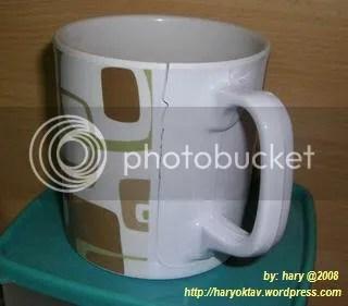 My poor-little-cute-byebye cup