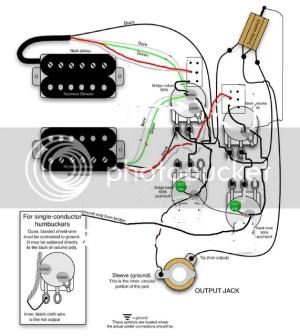 Pickup Wiring help!  Ultimate Guitar