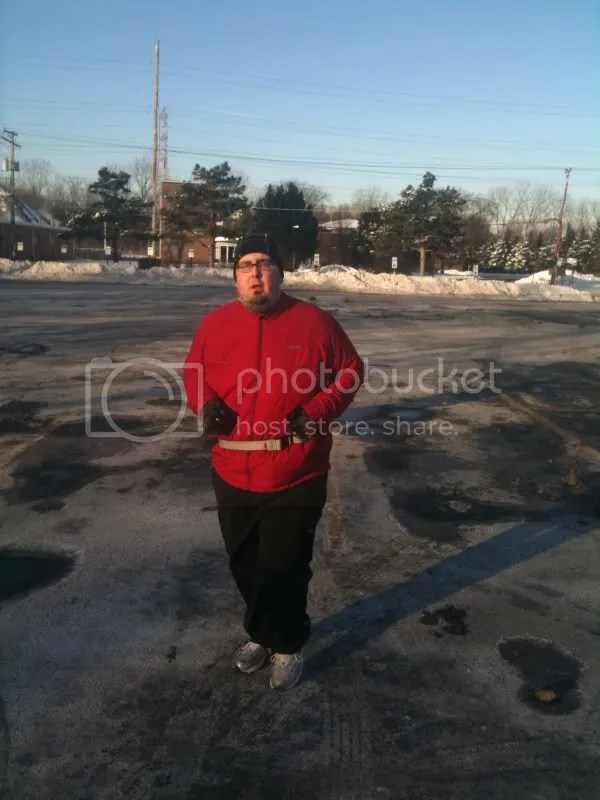 dan looks lost or confused at the end of the butt-cold run this morning.