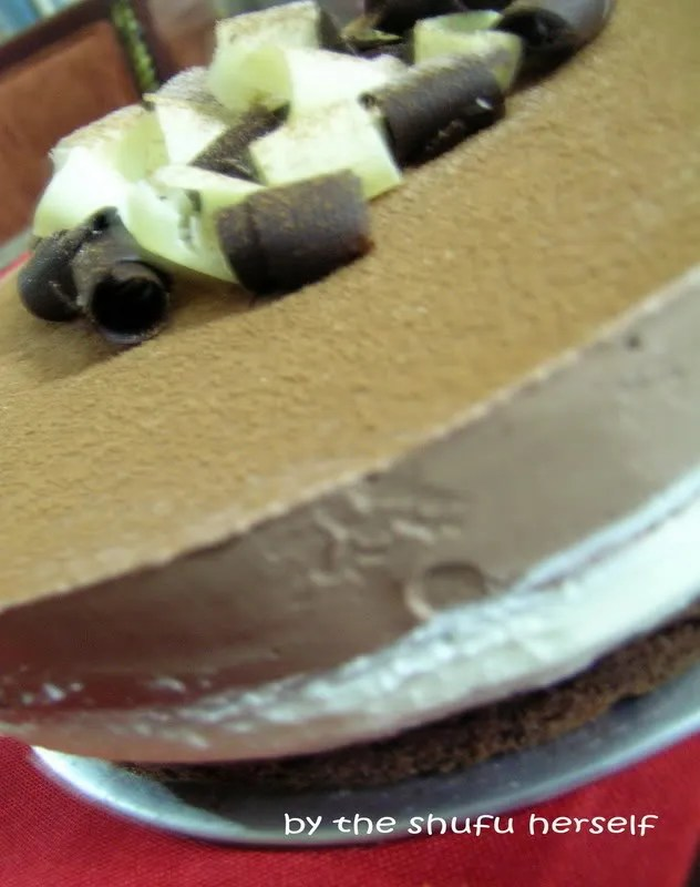 Double Choco Mousse