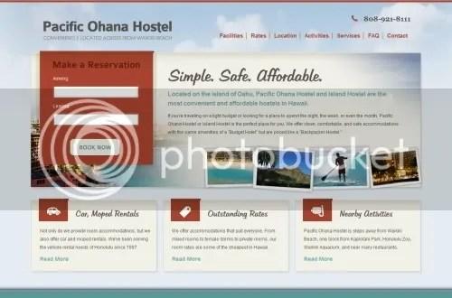 Pacific Ohana Hostel