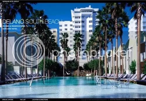 Delano South Beach