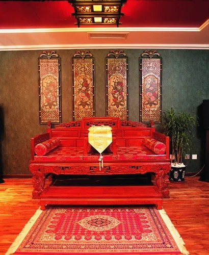 Asian style home decor