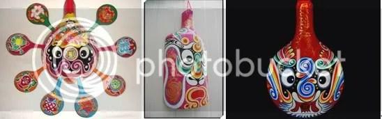 Horse Ladle Mask
