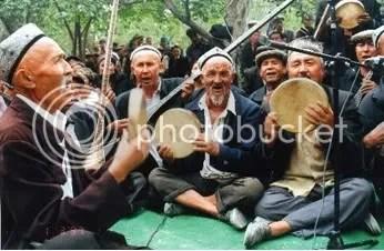 Uyghur Musical Instruments