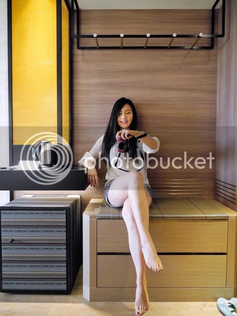 Queen at Hotel Jen Tanglin