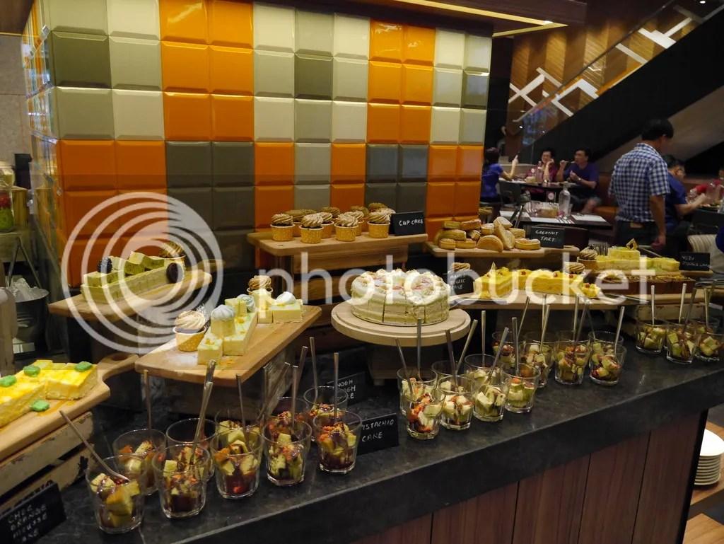 J65 Hotel Jen Tanglin dessert bar