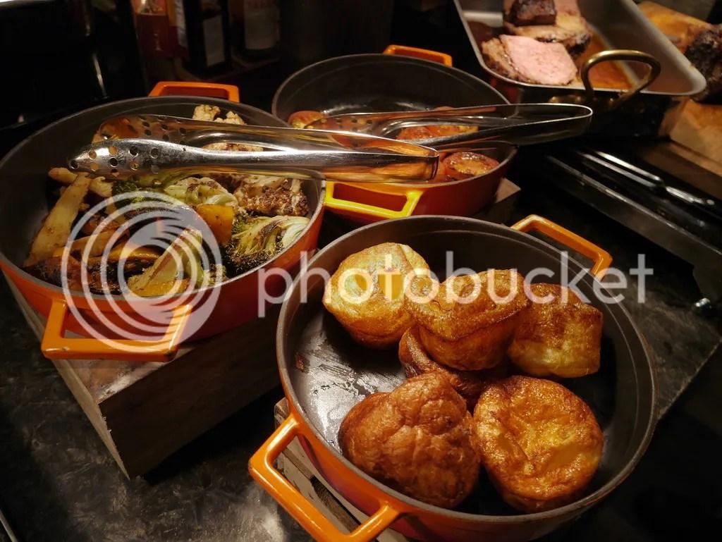 J65 Hotel Jen Tanglin grilled meat