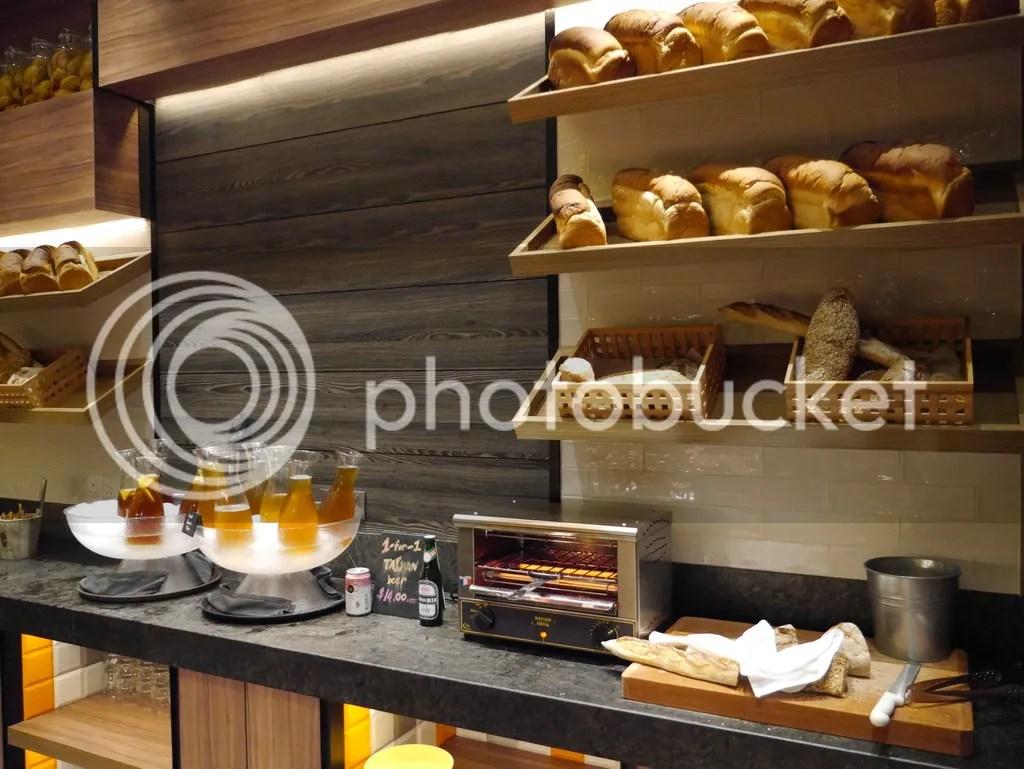 J65 Hotel Jen Tanglin Bread