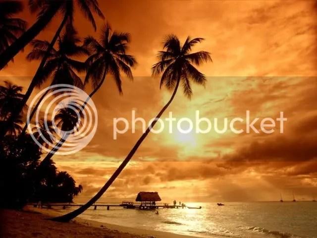 after d Sunset
