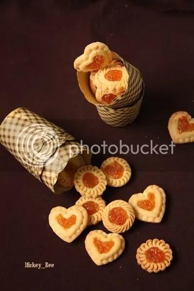 Jam Tart Cookies
