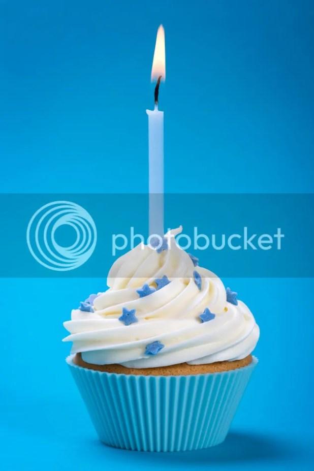 Blue Cupcake Wallpaper Joshview Co
