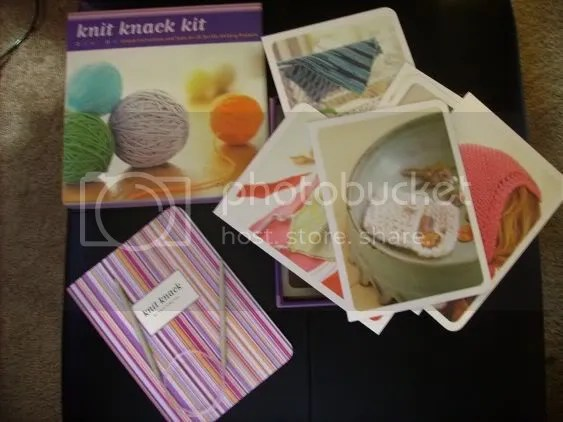 Knit Knacks Book