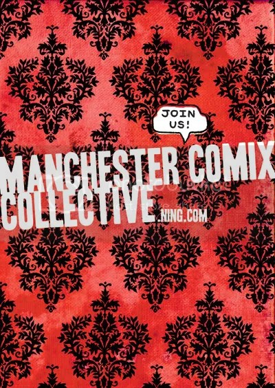 Manchester Comix Collective!