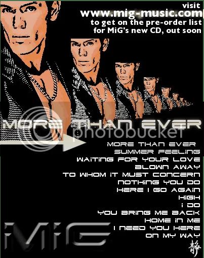 mig's official website, mig-music.com