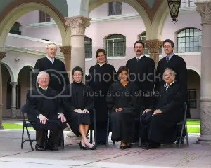 The Judges of The Pima County Justice Courts