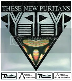 These New Puritans CD Cover