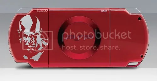 Red PSP
